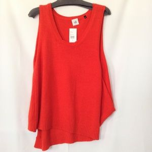 Cabi Siren Vest Flame (Red) color Small Style 5012